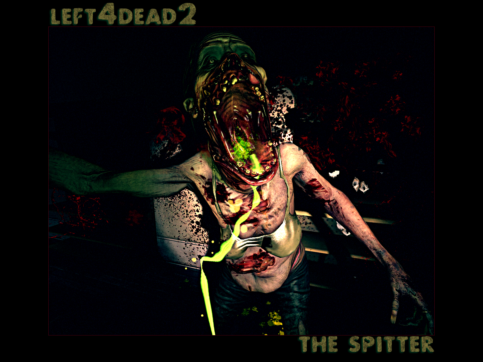 L4d2 Spitter Before Infection